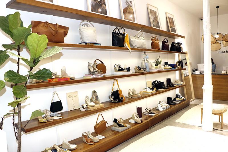 tienda mint and rose 2 - Un día perfecto en Madrid. Plan de shopping + foodie