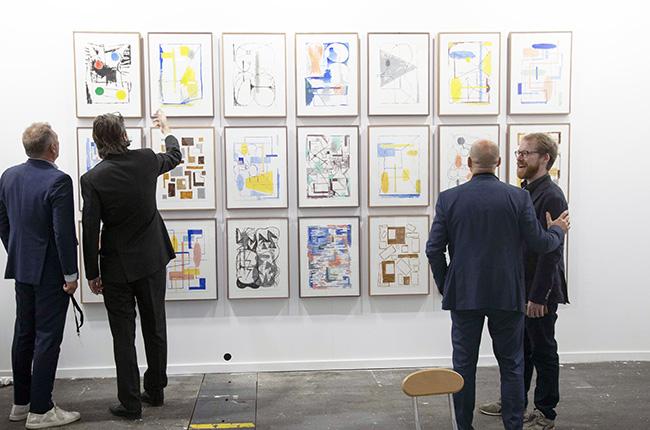 EA19 Feria 015 - Estampa, la cita presencial con el arte contemporaneo español que nos devuelve a la normalidad