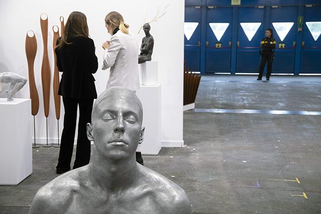 EA19 Feria 019 - Estampa, la cita presencial con el arte contemporaneo español que nos devuelve a la normalidad