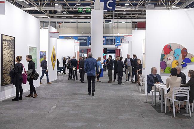 EA19 Feria 038 - Estampa, la cita presencial con el arte contemporaneo español que nos devuelve a la normalidad