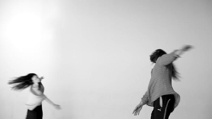 EL OJO DEL HURACAN Lucia Marote - La danza se cuela en las galerías de arte de Madrid