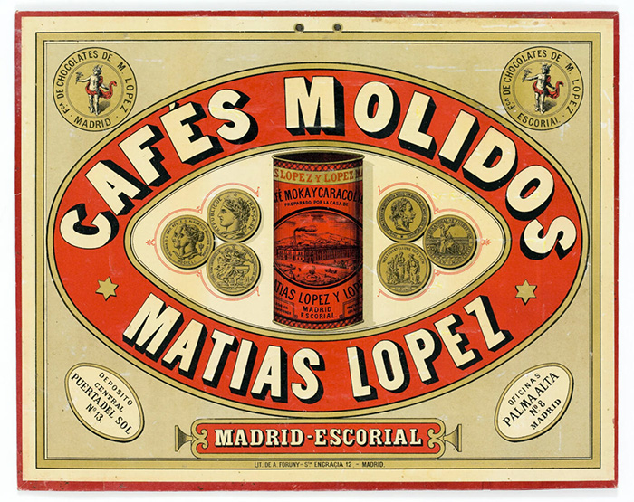 Matias Lopez La Retrografia 1 1261x1000 1 - Una exposición recorre la historia de la publicidad de los comercios de Madrid