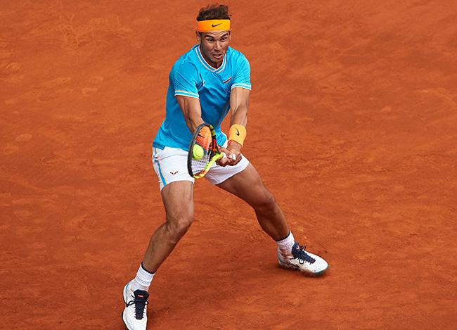 Mutua Madrid NADAL AUGER ALISSIME MVS759 - Mutua Madrid Open trae dos semanas de tenis de primera a Madrid