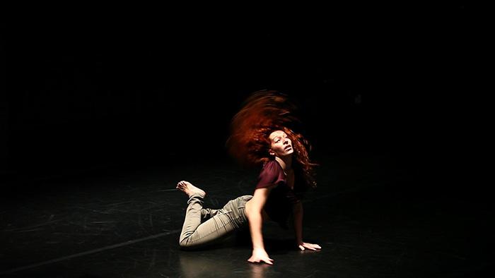 NOMI. THE COLECTIVO Victoria P.Miranda 2 - La danza se cuela en las galerías de arte de Madrid