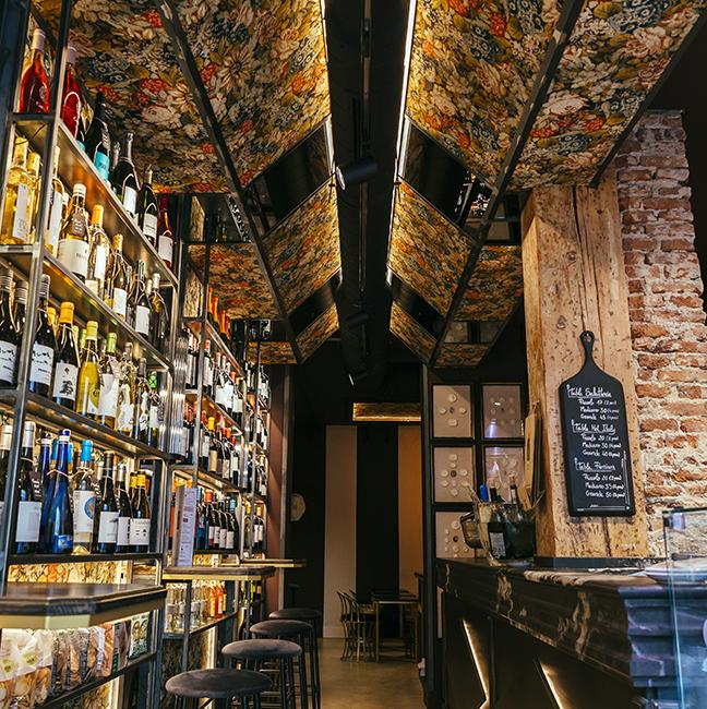 Salutteria Madrid Espacio 1 - El restaurante Salutteria insinúa un viaje a la Italia más divertida en cada bocado