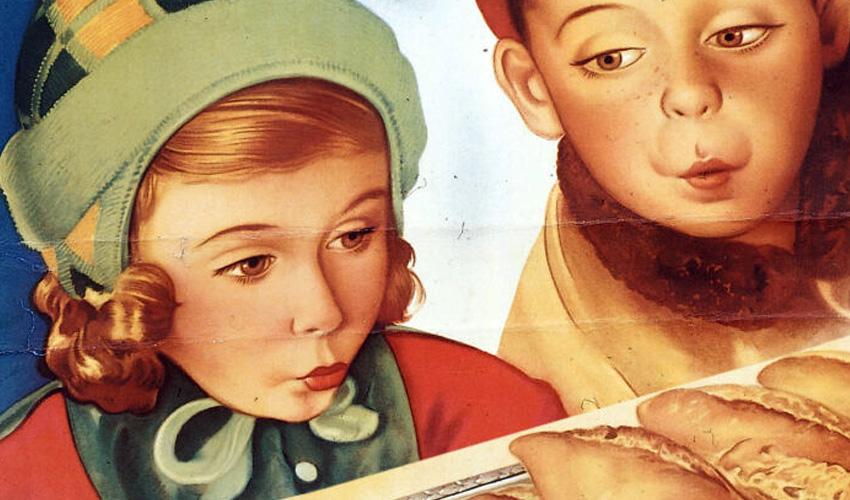 Una exposición recorre la historia de la publicidad de los comercios de Madrid