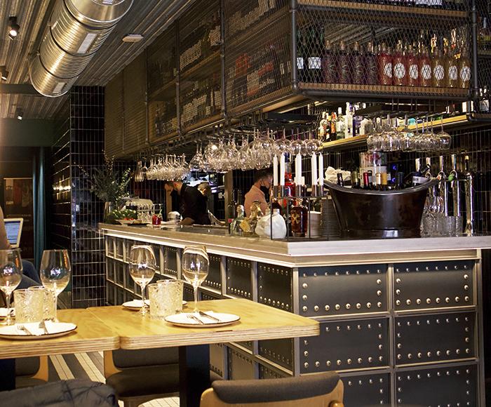 concepto x sala1 - Concepto X: buena cocina para un bar ilustrado que quiere ser y será mucho más