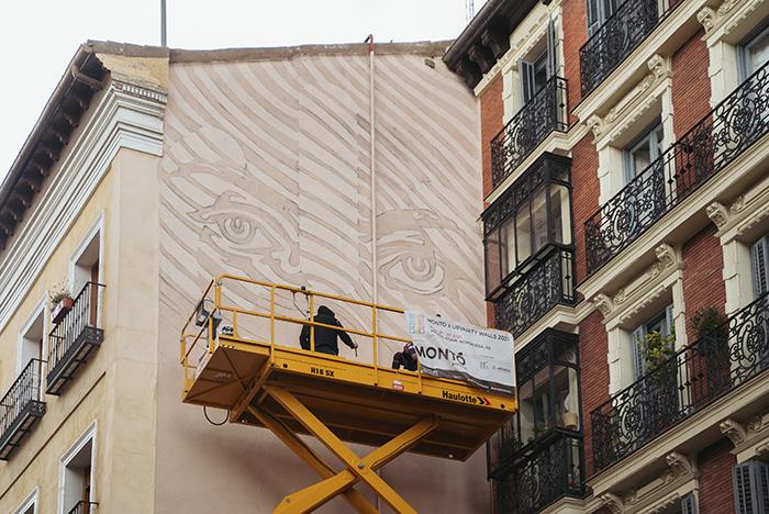 """DSC00056 - Urvanity saca a las calles de Madrid el """"Nuevo Arte Contemporáneo"""""""
