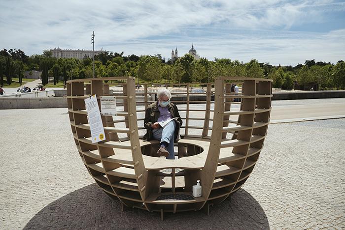 """Meeting Bowls 8 - Urvanity saca a las calles de Madrid el """"Nuevo Arte Contemporáneo"""""""