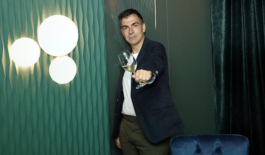 """Ramón Freixa cocina en Casa Decor: """"Soy muy Peter Pan, miro la gastronomía con ojos de niño"""""""