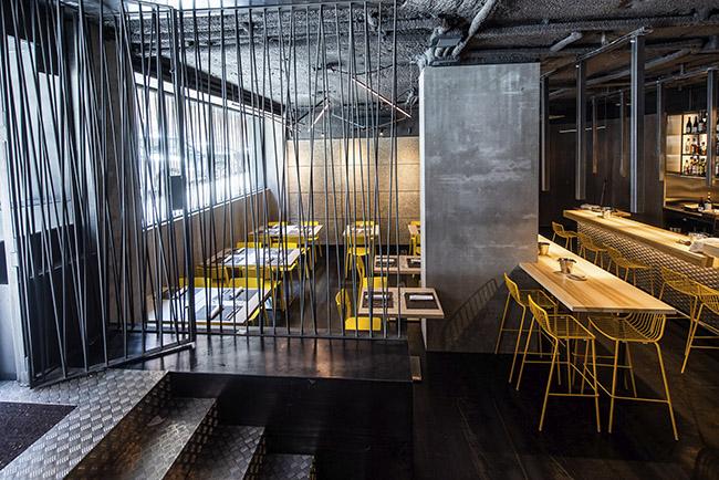 Sala La Tajada - 7 maestros arroceros de Alicante cocinan en 7 grandes restaurantes de Madrid
