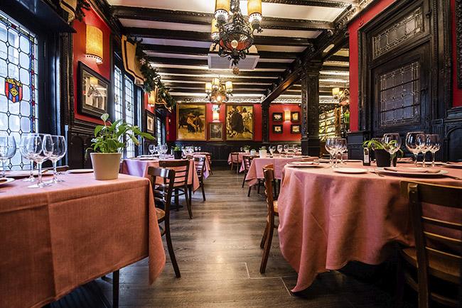 Salón Duque Los Galayos - 7 maestros arroceros de Alicante cocinan en 7 grandes restaurantes de Madrid