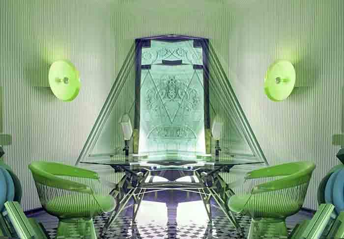 """Studija Mindiuzarte Anbel Serie Design color.Office Impresión sobre papel de algodón 130x90 cm 2021  - """"Art Madrid"""" inicia la semana del arte en Madrid"""