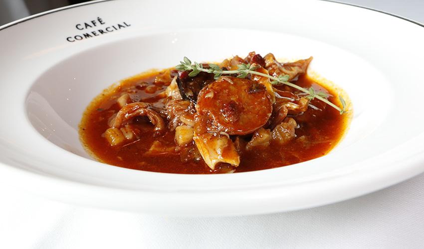 Café Comercial, recetas clásicas madrileñas para un restaurante chic