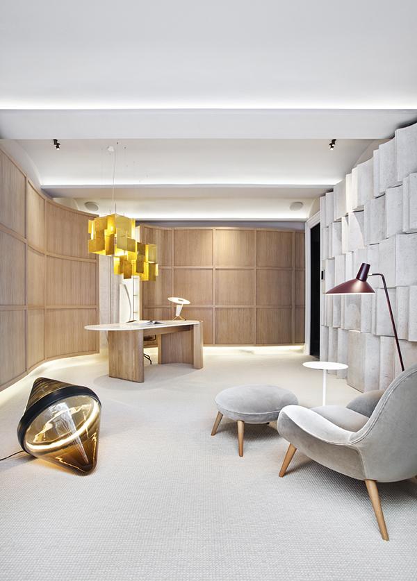 casa decor 2021 espacio gira despacho the room studio baja 02 - Casa Decor, 46 días para definir las tendencias de la decoración