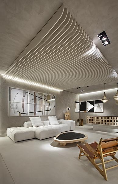 casa decor 21 espacio jaime jurado lobby baja 2 - Casa Decor, 46 días para definir las tendencias de la decoración