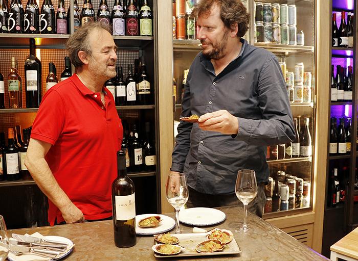 la canibal 02 - Ruta de restaurantes por Madrid. Maridando con vinos de Luis Oliván
