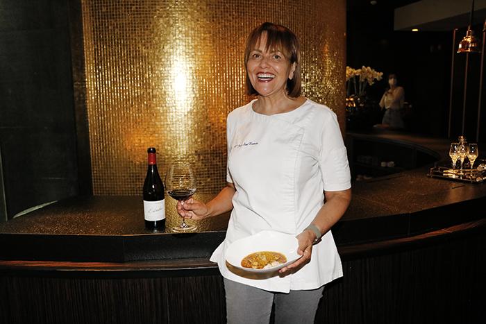 maria jose san roman cebo madrid - La chef María José San Román y sus arroces superlativos, embajadores de Alicante en Madrid