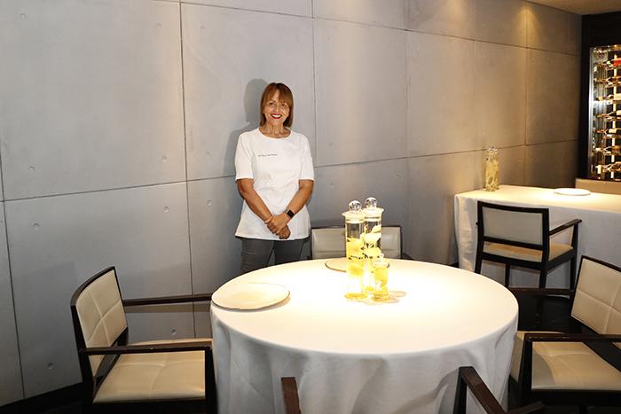 maria jose san roman en cebo madrid - La chef María José San Román y sus arroces superlativos, embajadores de Alicante en Madrid