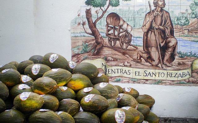 """melones dia de mercado madrid - Vuelve el """"Día de mercado"""" a la Casa de Campo de Madrid"""