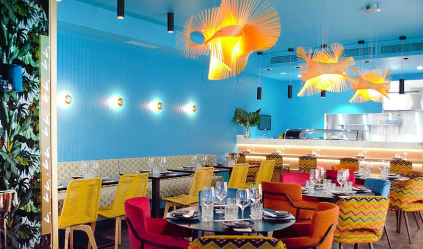 Nakama Sagasta, el restaurante japonés con emoción caribeña