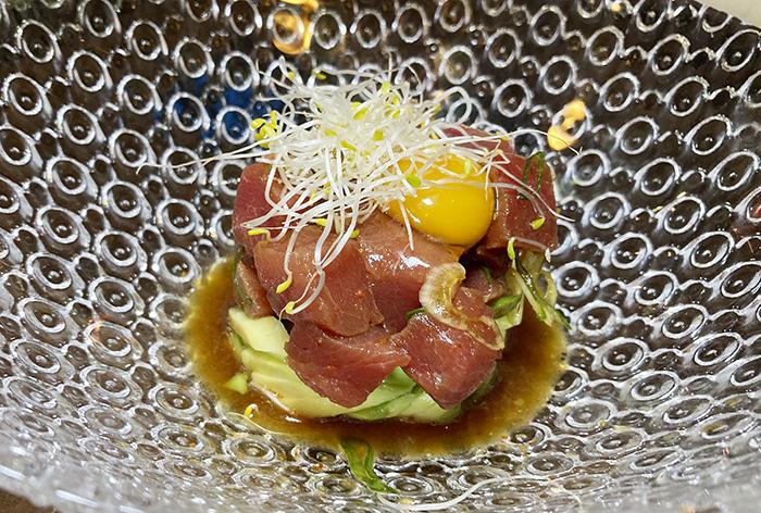 nakama tartar atun - Nakama Sagasta, el restaurante japonés con emoción caribeña