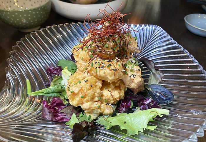 nakama tempura langostino - Nakama Sagasta, el restaurante japonés con emoción caribeña