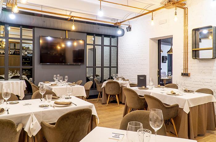 restaurante Candela 01 - Restaurante Candela, cocina tradicional de producto, afecto y devoción