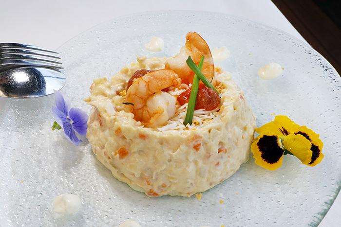 restaurante Candela Madrid ensaladilla - Restaurante Candela, cocina tradicional de producto, afecto y devoción