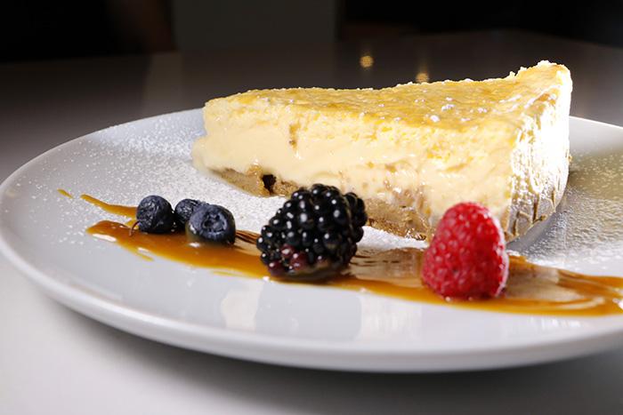 restaurante Candela Madrid tarta de queso - Restaurante Candela, cocina tradicional de producto, afecto y devoción