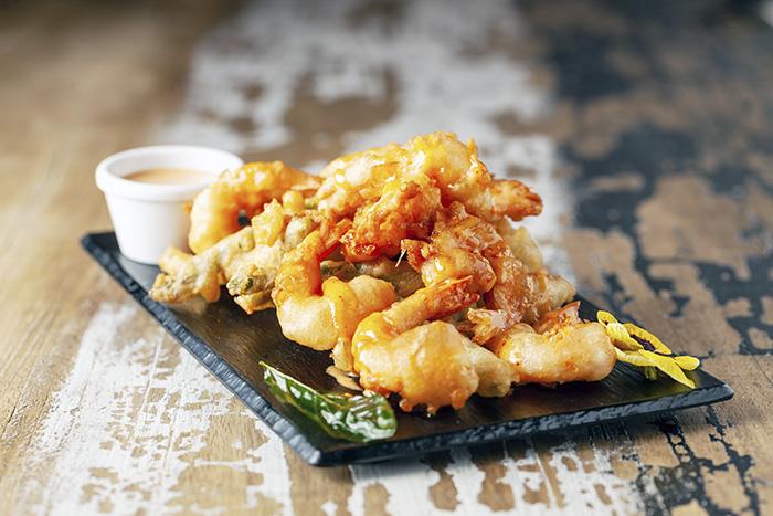 restaurante Candela Madrid tempura - Restaurante Candela, cocina tradicional de producto, afecto y devoción