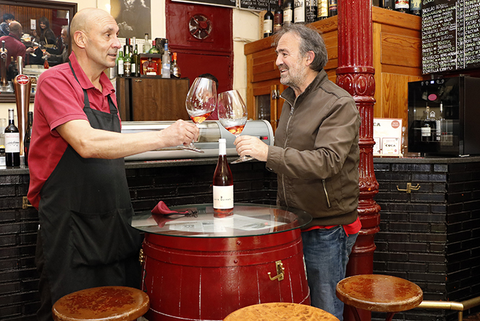 rosell 001 - Ruta de restaurantes por Madrid. Maridando con vinos de Luis Oliván