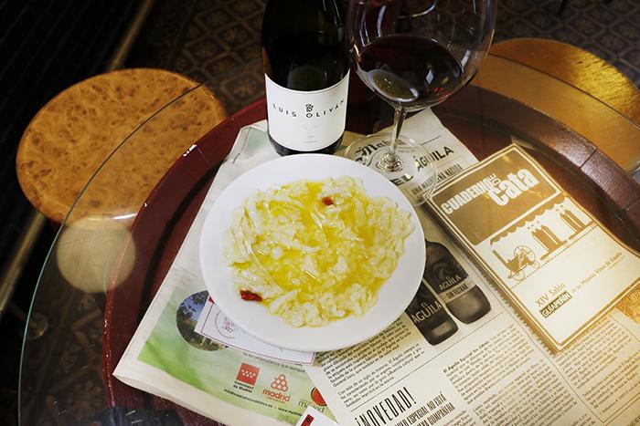 rosell 002 - Ruta de restaurantes por Madrid. Maridando con vinos de Luis Oliván