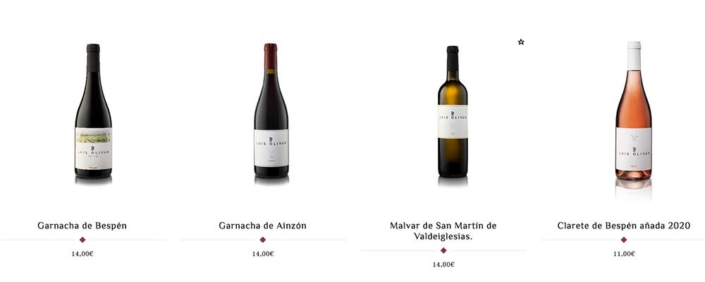 vinos Luis Oliván - Ruta de restaurantes por Madrid. Maridando con vinos de Luis Oliván
