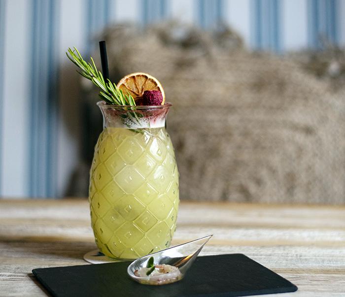 5 - Maridaje con coctelería en el restaurante Cadaqués Madrid