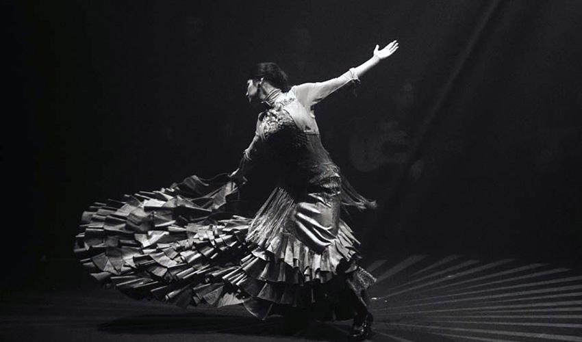 """La joven promesa del flamenco María Cruz, debuta en Madrid con """"Amores Flamencos"""""""