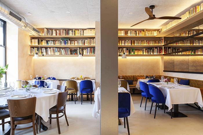 Berlanga sala 3 - Restaurante Berlanga: arroces con memoria para una cocina mediterránea apasionada