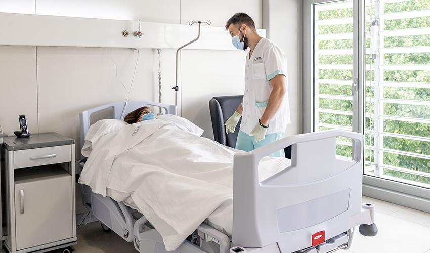 HLA Moncloa apuesta por el abordaje integral de la patología COVID y sus secuelas