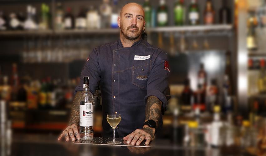 Krápula, el restaurante donde habita el mejor bartender de España