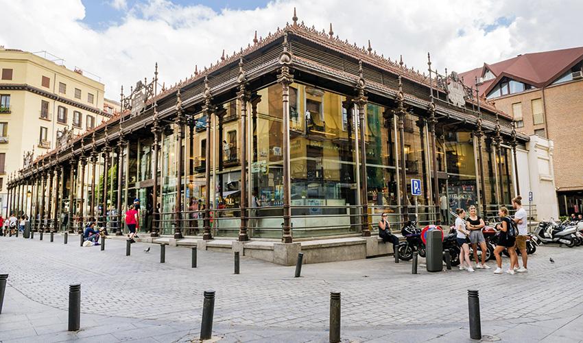 El Mercado de San Miguel reabre sus puertas el 2 de julio