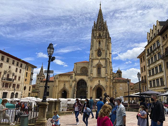 Oviedo Catedral1 - Madrid - Oviedo: Escapada fin de semana