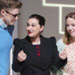 Teatro: Alimañas (brillantes), una comedia sobre la voracidad del capitalismo