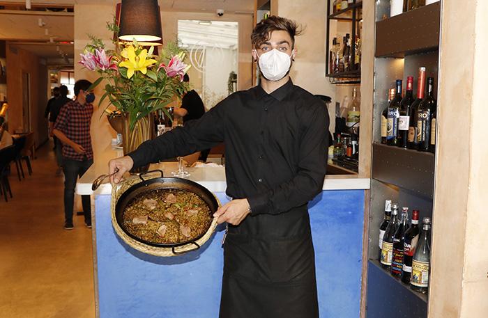arroz Berlanga Madrid - Restaurante Berlanga: arroces con memoria para una cocina mediterránea apasionada