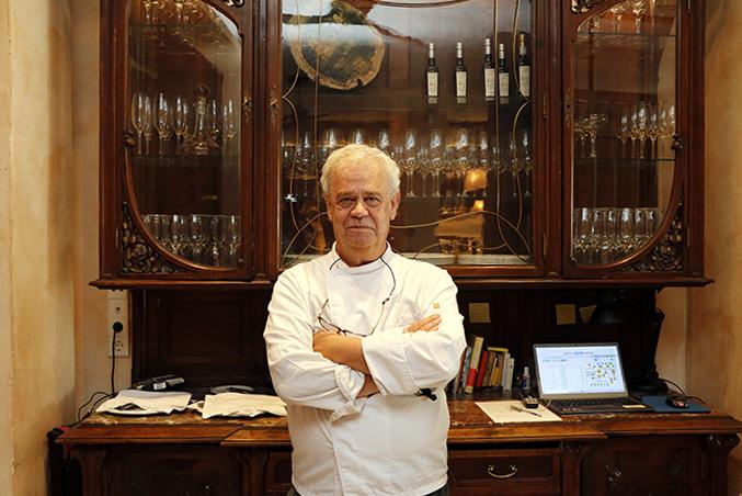 jose luis berlanga - Restaurante Berlanga: arroces con memoria para una cocina mediterránea apasionada