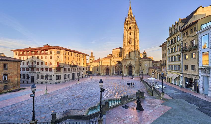 Madrid – Oviedo: Escapada fin de semana