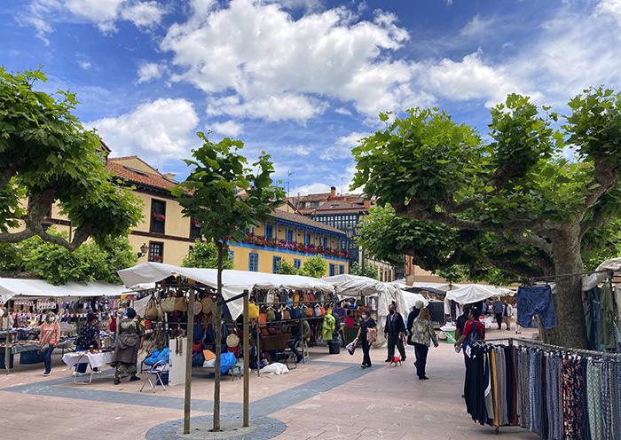 oviedo plaza de daoiz y velarde - Madrid - Oviedo: Escapada fin de semana