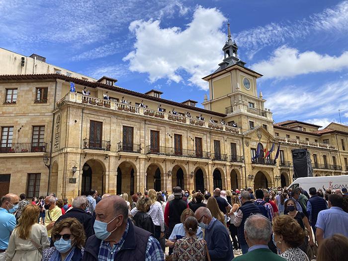 oviedo plaza de la constitucion - Madrid - Oviedo: Escapada fin de semana