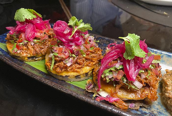 panuchos 11 - Espectacular carta de verano del restaurante mexicano Iztac