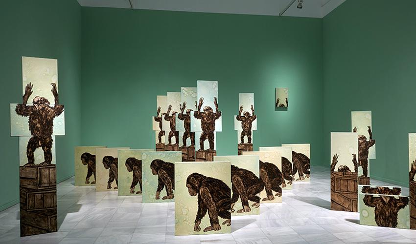 Exposición: Applebroog o el arte como mensaje pionero del feminismo y crítica social
