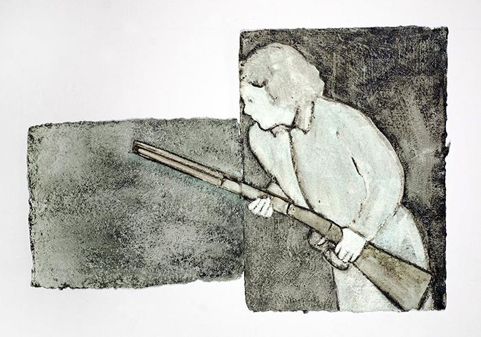reina02 - Exposición: Applebroog o el arte como mensaje pionero del feminismo y crítica social
